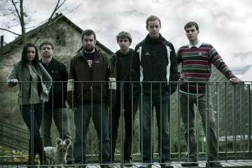Kapela ONE BRAIN v roce 2010