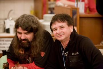 S Iljou Kučerou ml., redaktorem časopisu MUZIKUS